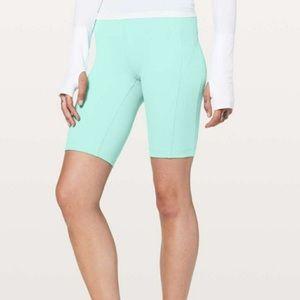 "Lululrmon 10"" On-Pace Biker Shorts"